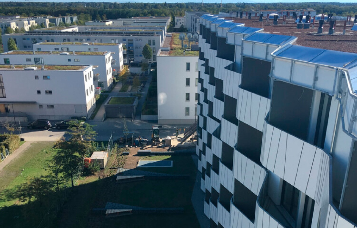Apartments Riem