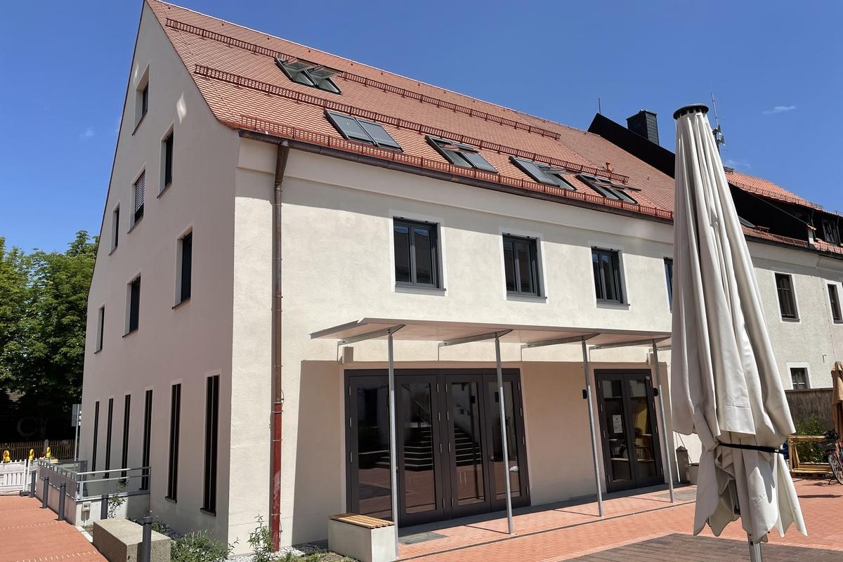 Pfarrheim Hohenbrunn